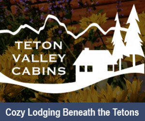 Teton Valley Cabins : Affordable log cabins in Teton Valley! Convenient location to explore Teton Valley, the National Parks & Jackson Hole - Pet Friendly, Hot Tub, Wi-Fi, Great for families.