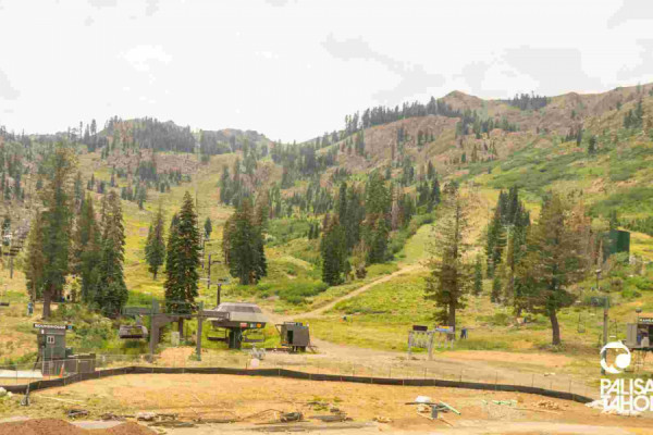 Alpine Meadows Ski Resort - Alpine Meadows, CA