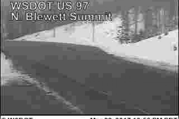 Blewett Pass Summit - Liberty, WA