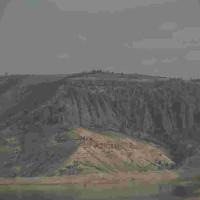 Blue Mesa Reservoir From Lake Fork - Gunnison, CO