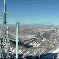 Gallatin Valley From Bridger Ridge - Bozeman, MT