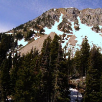 Bridger Bowl Upper Alpine Area - Bozeman, MT