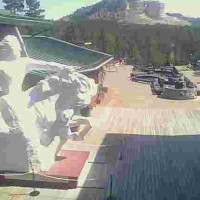 Crazy Horse Viewing Deck - Crazy Horse, SD