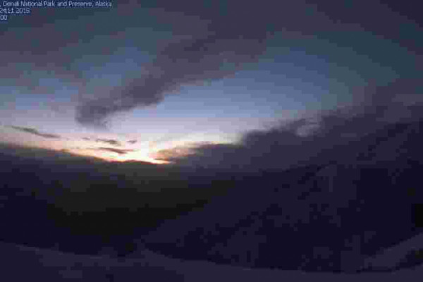 Denali Mount Healy