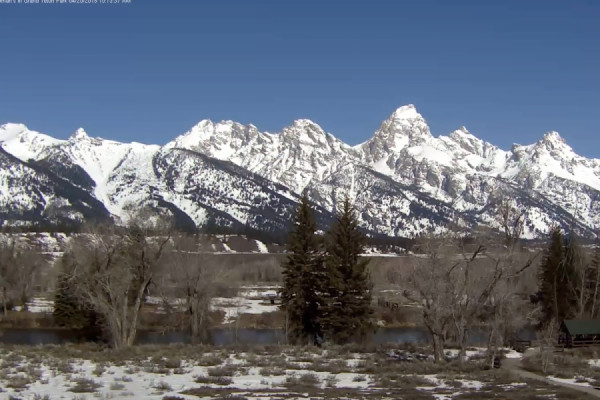 Dornan's Grand Teton View - Moose, WY