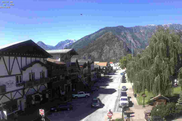 Downtown Leavenworth
