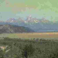 Grand Tetons Kelly Wyoming - Kelly, WY