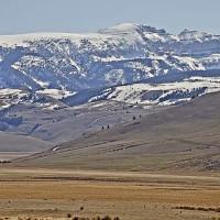 Jackson Hole Elk Refuge - Jackson, WY