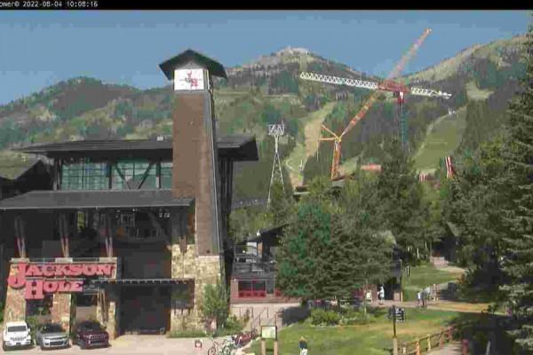 Jackson Hole Resort Tram Station