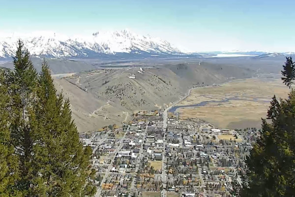 Jackson Hole Town View