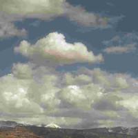La Sal Mountains - Moab, UT