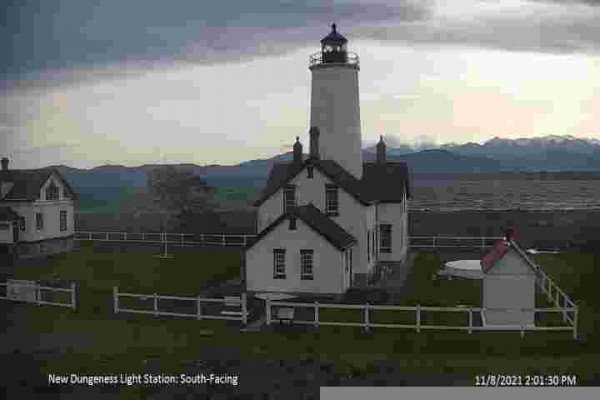 New Dungeness Lighthouse - Sequim, WA