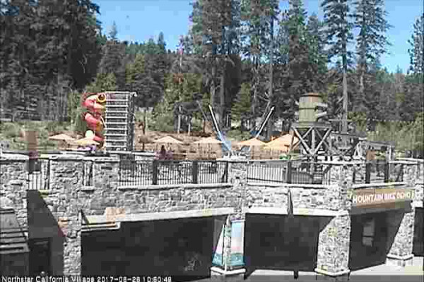Northstar - Village Overlook Deck - Truckee, CA