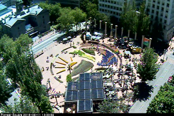 Portland Pioneer Square - Portland, OR