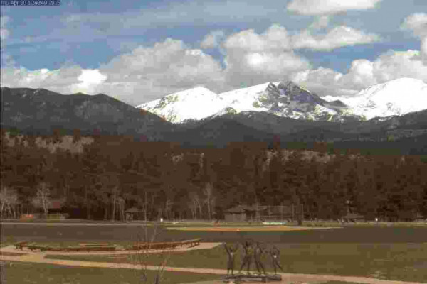 Rocky Mountains - Estes Park, CO