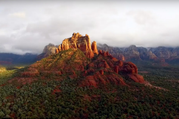 Sedona Arizona Aerial Tour