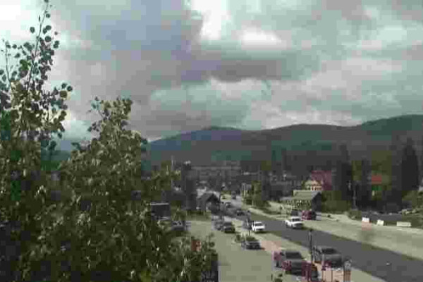 Ski Resort Town Cam - Winter Park, CO