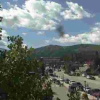Ski Resort Town Cam - Winter Park, CO