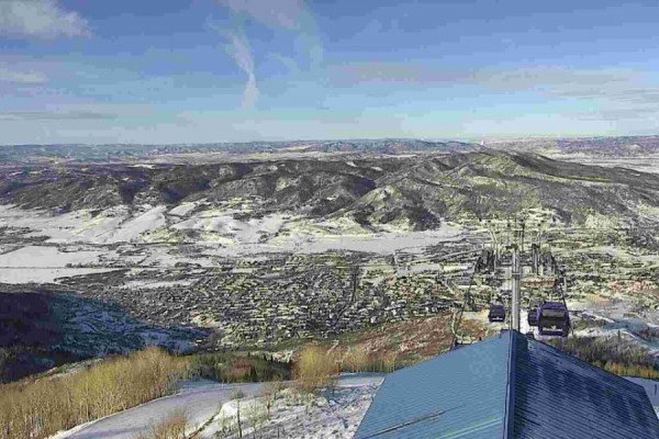Steamboat Ski Resort Summit - Steamboat Springs, CO
