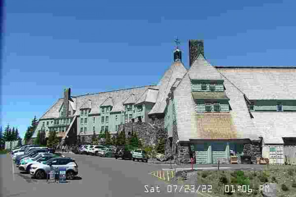 Historic Timberline Lodge