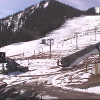 Monarch Mountain Deck View Webcam - Salida, CO