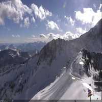 Snowbird Resort Mineral basin Webcam - Snowbird, UT