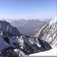 Snowbird Resort Down Canyon Webcam - Snowbird, UT