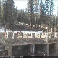 Northstar - Village Overlook Deck Webcam - Truckee, CA
