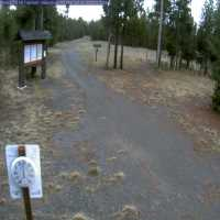 Rendezvous Ski Trail Webcam - West Yellowstone, MT