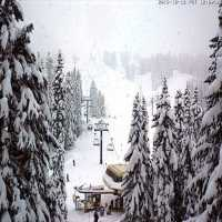 Stevens Pass Ski Lifts Webcam - Leavenworth, WA