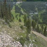 Bridger Bowl Bridger Lift Webcam - Bozeman, MT