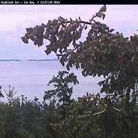 San Juan Island West Side Webcam - Friday Harbor, WA