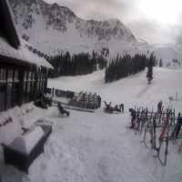 Arapahoe Basin Black Mountain Lodge Webcam - Keystone, CO