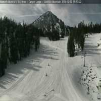 Lincoln Mountain Webcam - Mammoth Lakes, CA