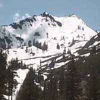 Squaw Valley Headwall Webcam - Olympic Valley, CA