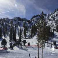 Alpine Meadows Ski Resort Webcam - Alpine Meadows, CA