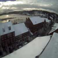Damariscotta Downtown Webcam - Damariscotta, ME