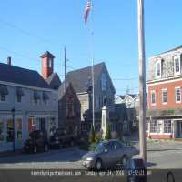 Kennebunkport Dock Square Webcam - Kennebunkport, ME