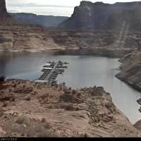 Dangling Rope Marina Webcam - Lake Powell, UT