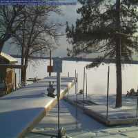 Lake Andruisa Joes Lodge Webcam - Bemidji, MN
