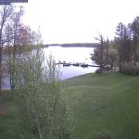 Lake Vermilion Pike Bay Webcam - Tower , MN