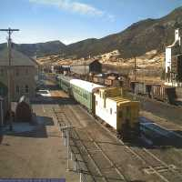 Ely Nevada Northern Railway Webcam - Ely, NV