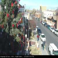 Albuquerque Old Town Plaza Webcam - Albuquerque, NM