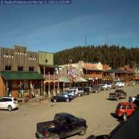 Cloudcroft Burro Avenue Webcam - Cloudcroft, NM