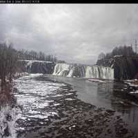 Mohawk River Cahoes Falls Webcam - Cohoes, NY