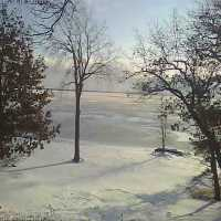Sandpoint Lake Huron Webcam - Sand Point, MI