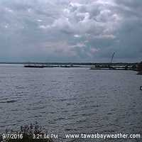 Tawas Point Lighthouse Webcam - Tawas Bay, MI
