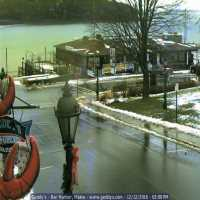 Harbor View From Geddys Webcam - Bar Harbor, ME