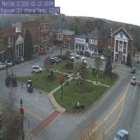 Edgefield Town Square Webcam - Edgefield, SC