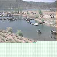 Flaming Gorge Marina Webcam - Flaming Gorge, UT